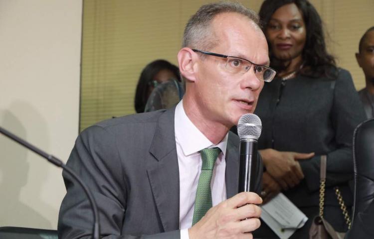 Nicolas Terraz est le nouveau directeur général de l'exploration-production (E&P) d'hydrocarbures de Totalénergies