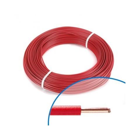 Le fil électrique HO7VU est le plus utilisé dans une installation électrique domestique
